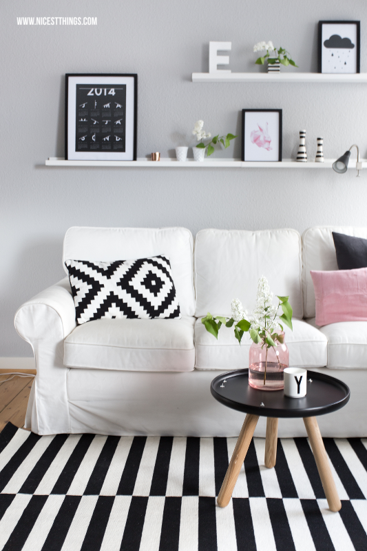 Hervorragend Nicest Things: Scandinavian Home Living Room Wohnzimmer Normann Copenhagen Ikea  Design Letters Kähler Ektorp