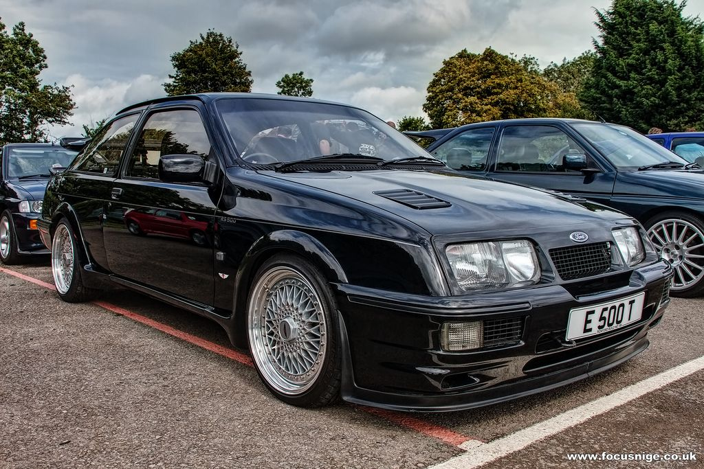 Ford Sierra Rs500 With Images Ford Sierra Car Ford Classic Cars