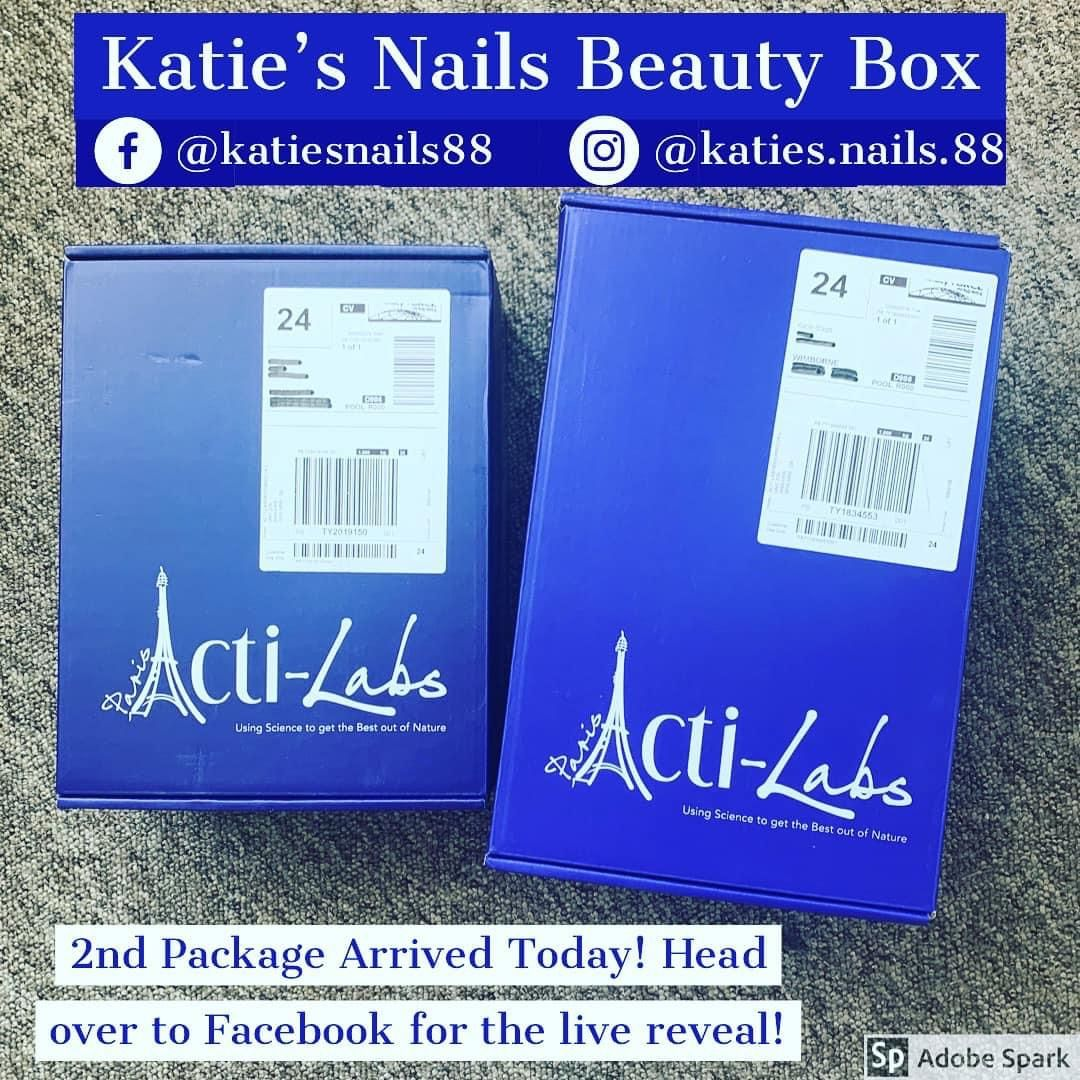 2nd Acti Lab Package! in 2020 | Mobile beauty therapist ...