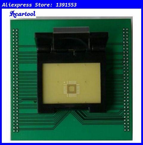Acartool VBGA11P5 socket adapter for IPHONE 4S 5 5C 5S VBGA11P5 mobile flash memory chip adapter for up828 up818