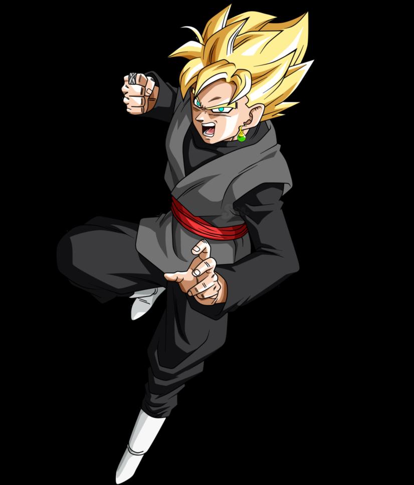 Black Ssj Manga By Saodvd Deviantart Com On Deviantart Goku Black Goku Goku Black Ssj