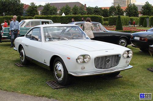 Lancia Flaminia Speziale Prototipo Pininfarina 1966.