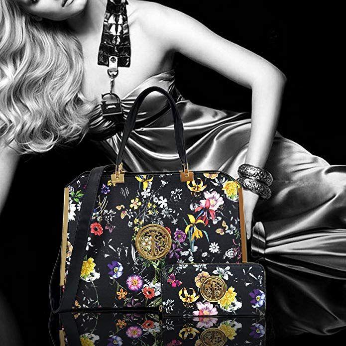 82ff3fbe2e2 MMK Women's Designer Handbags Tote Bag Satchel handbag Shoulder Bags Tote  Purse #Affordable #handbag #Leather #fashion