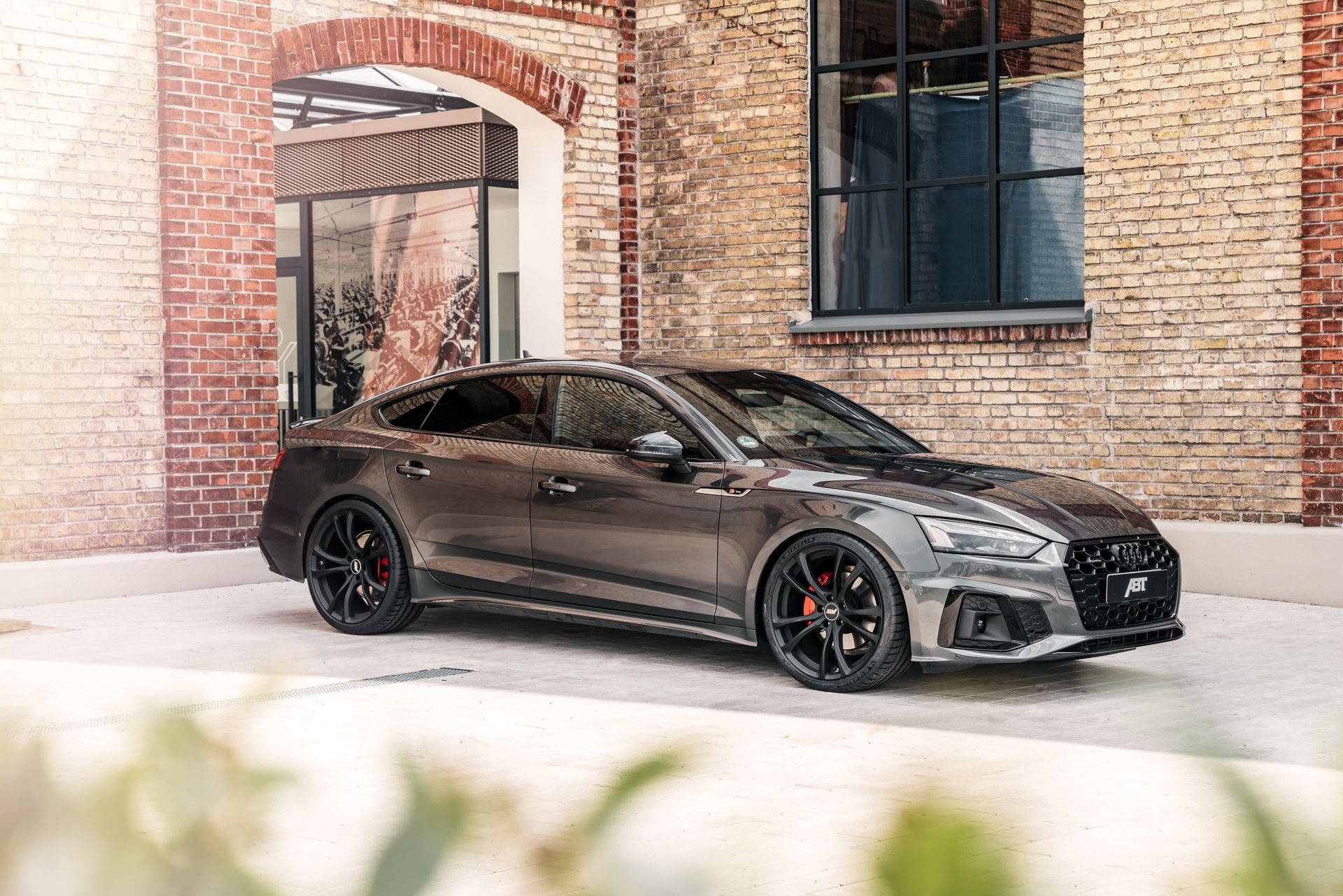 Abt Makes 2020 Audi A5 Sportback Look More Rs Ish Carscoops Audi A5 Audi A5 Sportback A5 Sportback