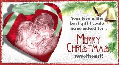 Merry Christmas Pictures For Lovers (400×218) · Love Quotes ...