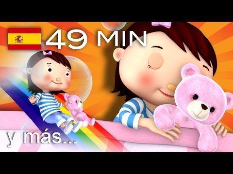 Estrella Que Brillas Más Y Muchas Más Canciones Infantiles 49 Min De Littlebaby Canciones Para Dormir Canciones Infantiles Canciones Infantiles Para Bebes