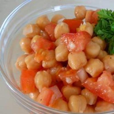 Preety's Chickpea Salad