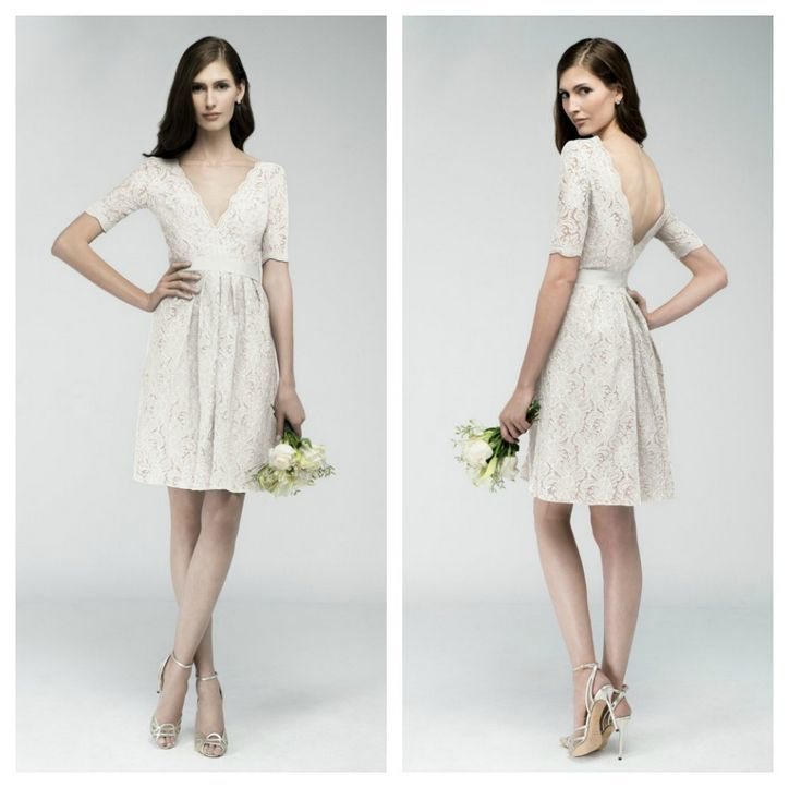 Go Shorty It S Your Wedding Dress 5 Flirty Above The Knee Frocks