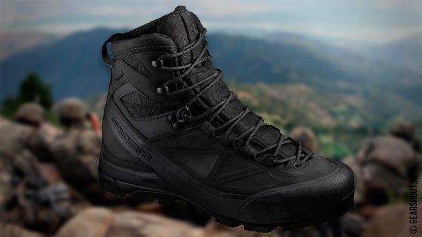 1cbcc6ffc45 Forces X-ALP MTN GTX - новые горные ботинки от Salomon | Outdoor ...