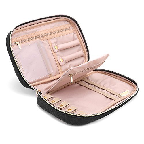 bagsmart Jewelry Organizer Bag Travel Jewelry Storage ...
