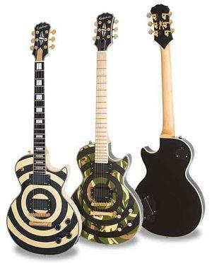 ワイルド ギター ザック