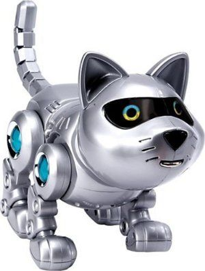 Tekno the Robotic Kitty by Manley  $99 99  Tekno Kitty is