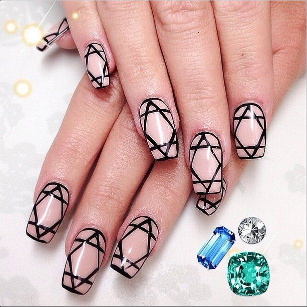 CHI Nail Bar, and more nail artists to follow in #Instagram! #nailart