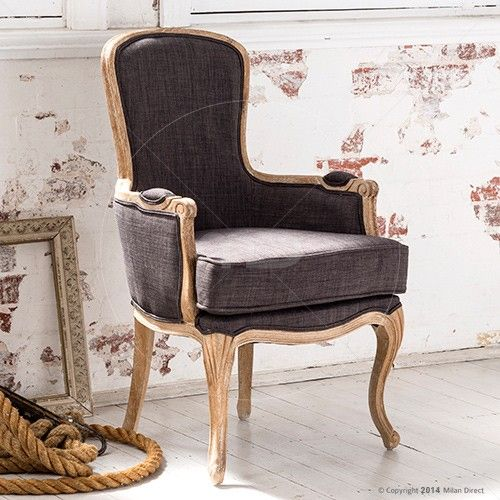 Claudette Armchair French Provincial Furniture French