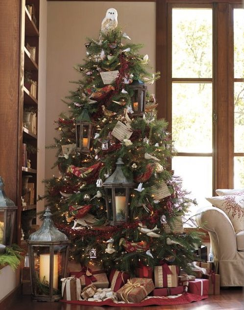 Pictures Of Christmas Tree Toppers Owl Tree Topper The Christmas