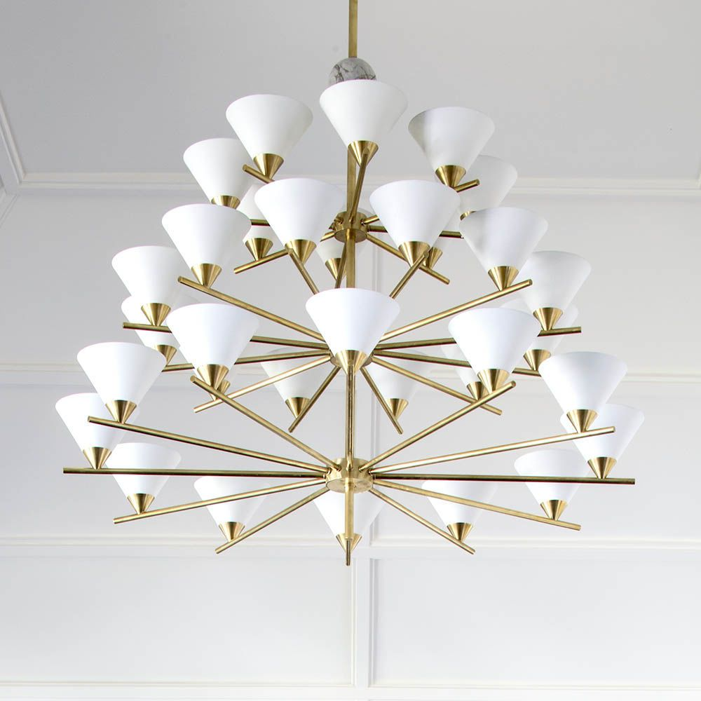 Kelly Wearstler Chandelier This Lighting Fixture Is Ideal For Rooms With High Ceilings Dining Rooms And Li Chandelier Outdoor Solar Lights Interior Lighting