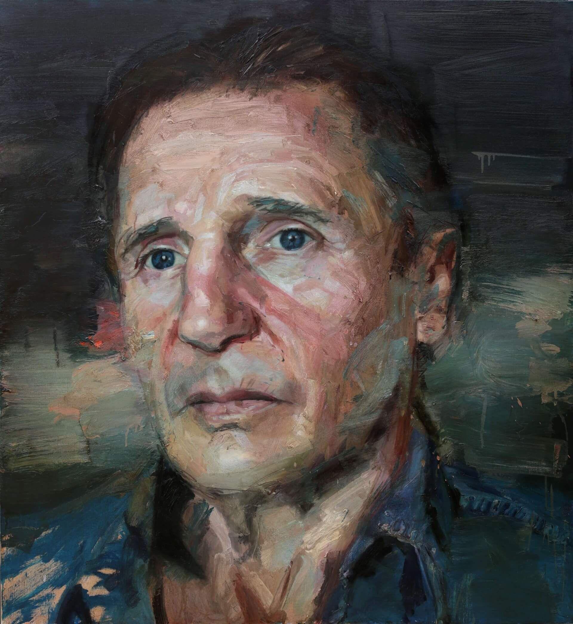 Colin Davidson Contemporary Visual Artist Living And