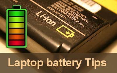 Laptop Battery Life Tips Laptop Battery Life Laptop Battery Hacking Computer