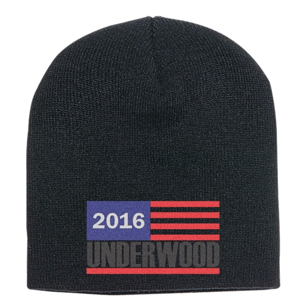 Campaign Underwood 2016 President Knit Beanie