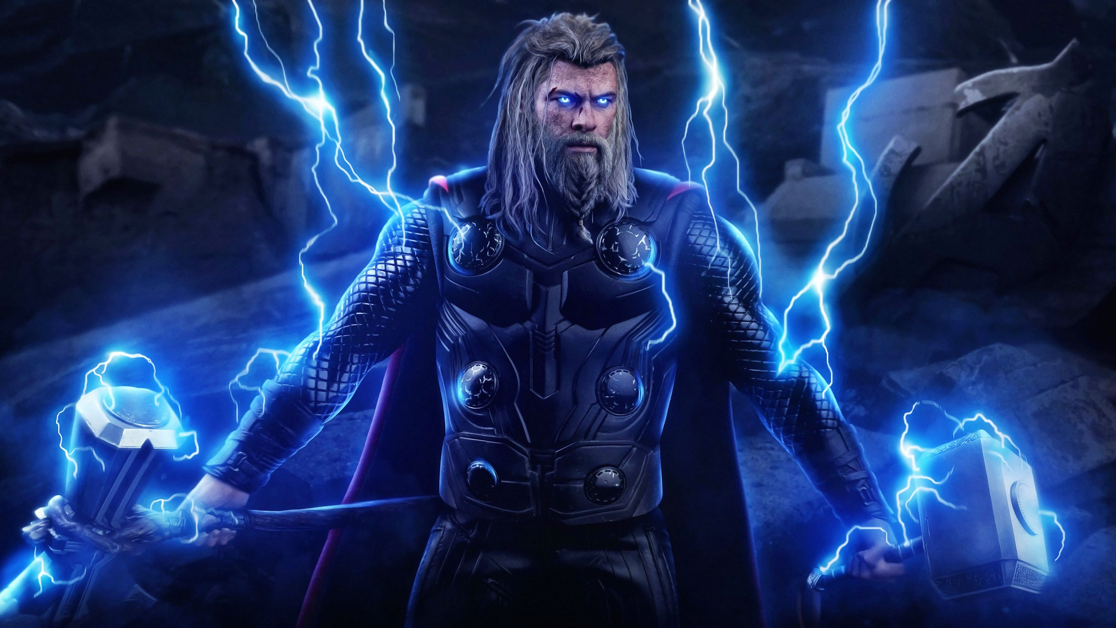 Wallpaper 4k New Thor Avengers Endgame 4k Wallpapers Artwork Wallpapers Avengers Endgame Wallpapers Digital Art Wallpapers Hd Wallpapers Superheroes Wallpa In 2020 Thor Wallpaper Thor Female Thor