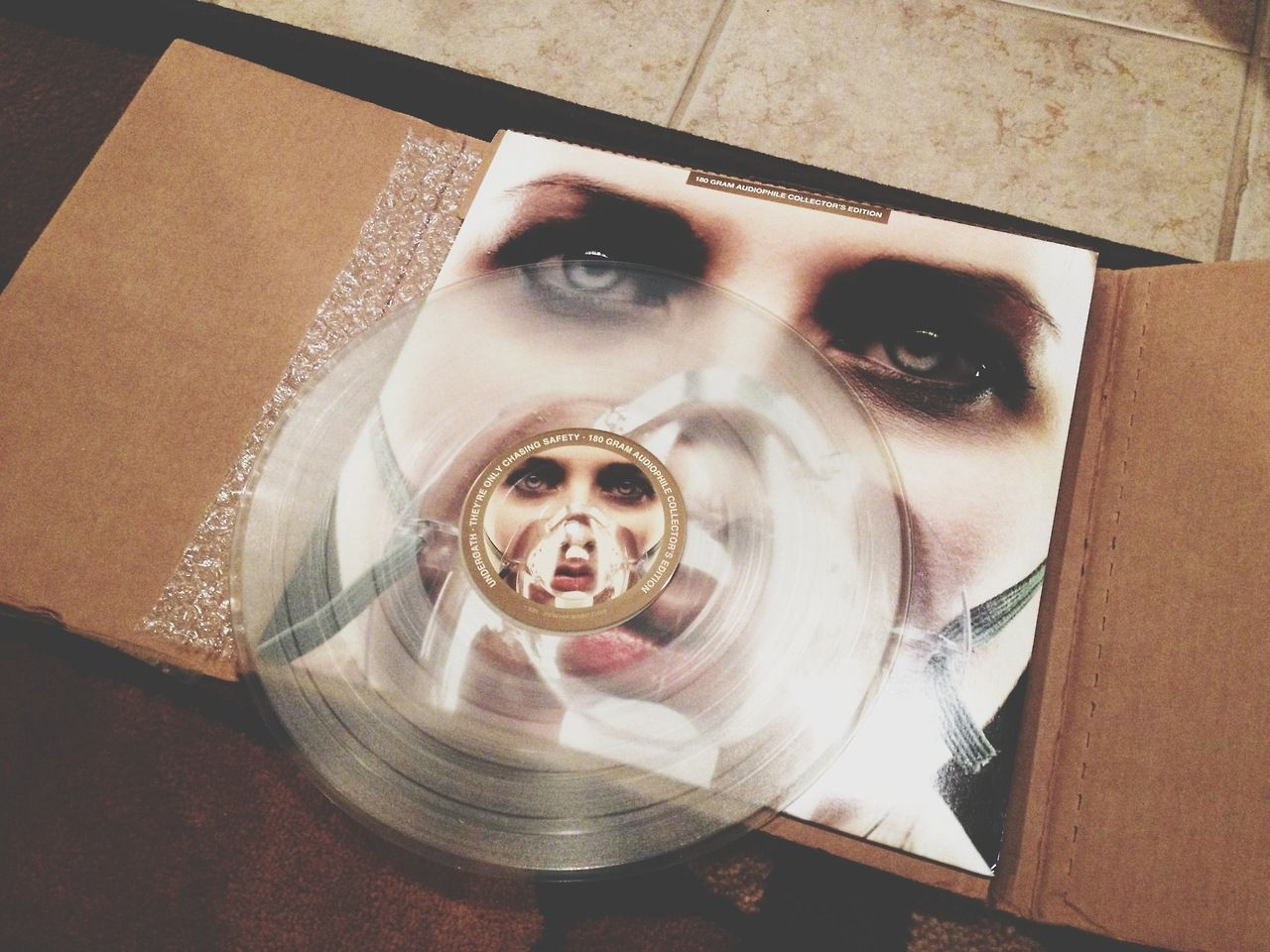 Underoath They Re Only Chasing Safety Vinyl