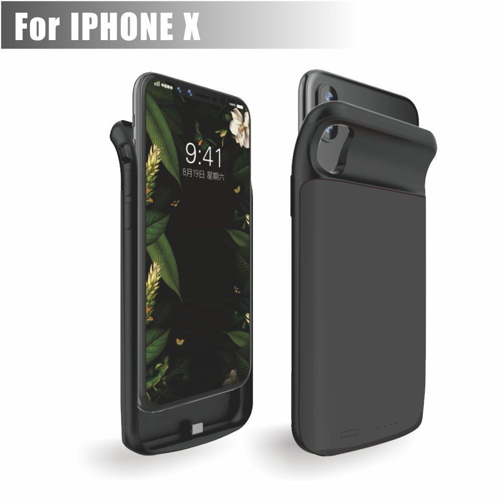 Battery Case For Iphone X Iphone X Smart Battery Case Tonsum Portable Extended Power Case
