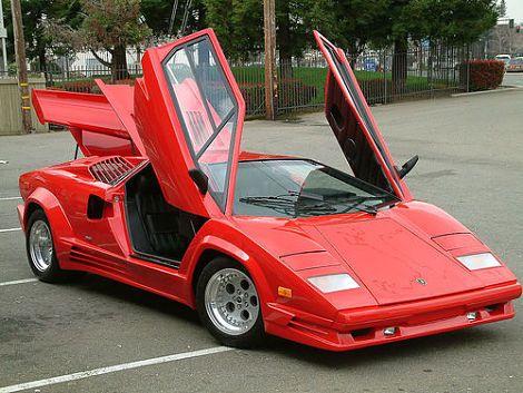 Lamborghini gallardo 1980