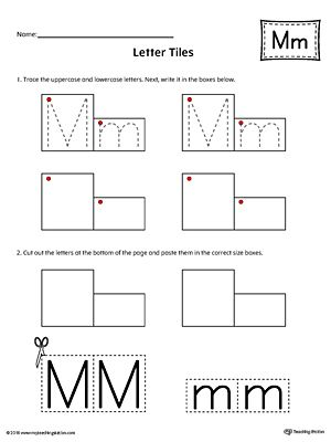 letter m tracing and writing letter tiles ideas for the house letter worksheets for. Black Bedroom Furniture Sets. Home Design Ideas