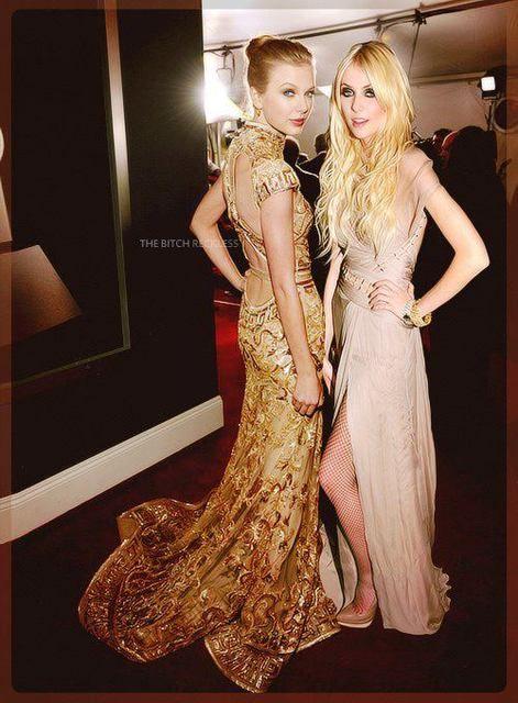 Taylor Swift & Taylor Monsen.