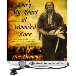 Bury My Heart At Wounded Knee by Dee Brown.     My mother was Native American (4 nations/tribes) and I bought her this book and myself a copy. When I read it I got very emotional. Its a book that finally describes what really happened to Native Americans. It doesn't sugarcoat like the school text books do. If you like reading about history and are interested in Native American culture I highly recommend this book.