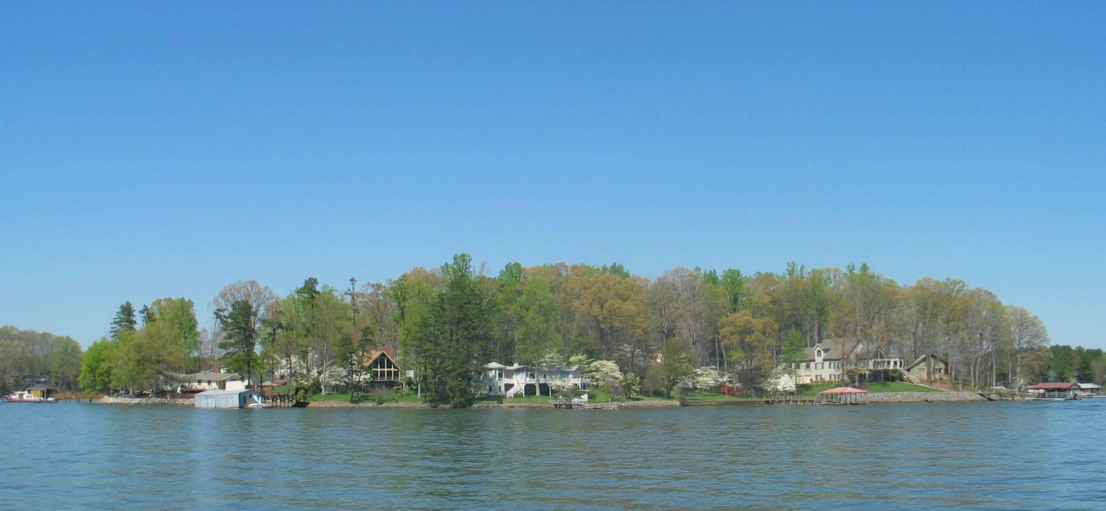 Lake Norman Kayaking Whenever I Wanted