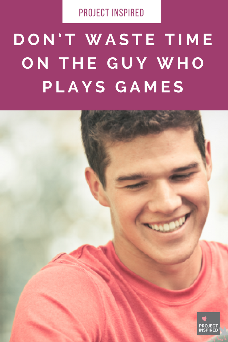 Images - Dating a guy who plays games