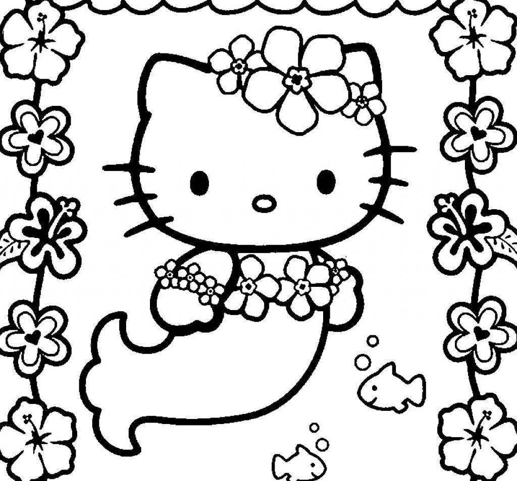 30 Beautiful Hello Kitty Coloring Book In 2020 Hello Kitty