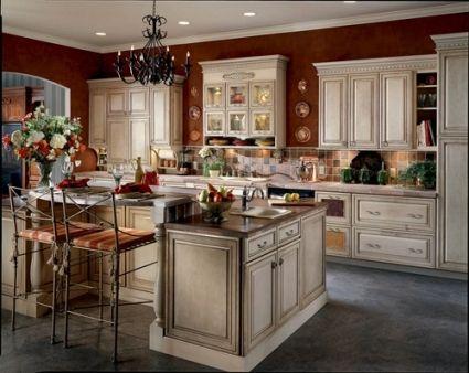 Best Elegant Kraft Maid Kitchen Cabinets Kraftmaid Kitchens 400 x 300