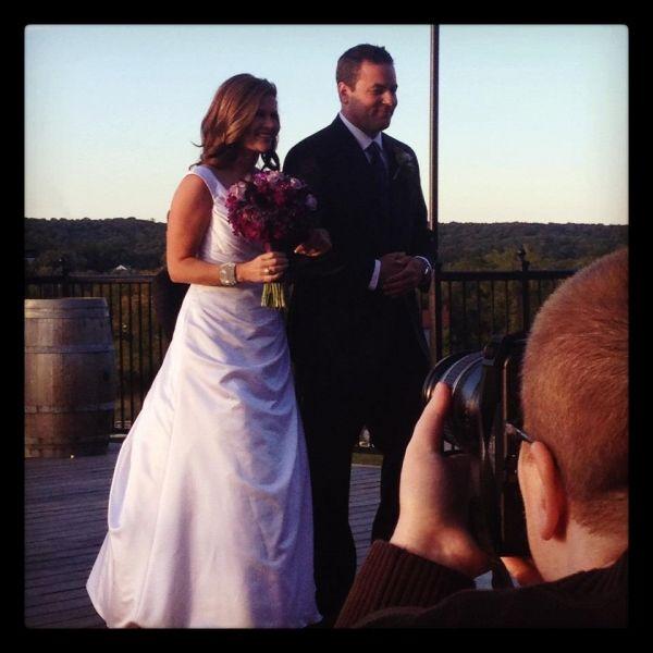 Wedding Gowns St Louis: Kristen Cornet Gets Married To Steve Knapp