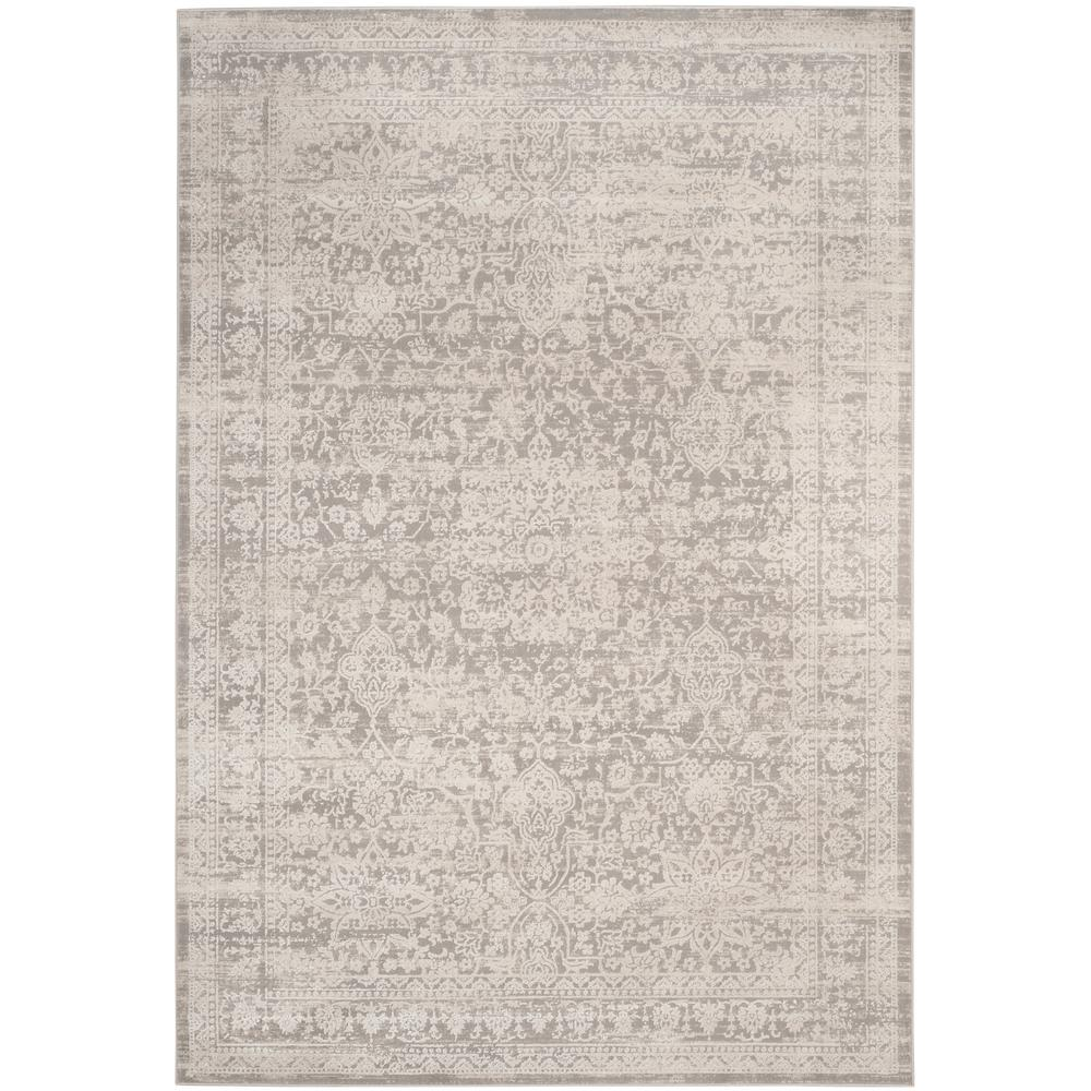 Princeton Gray Beige 9 Ft X 12 Area Rug