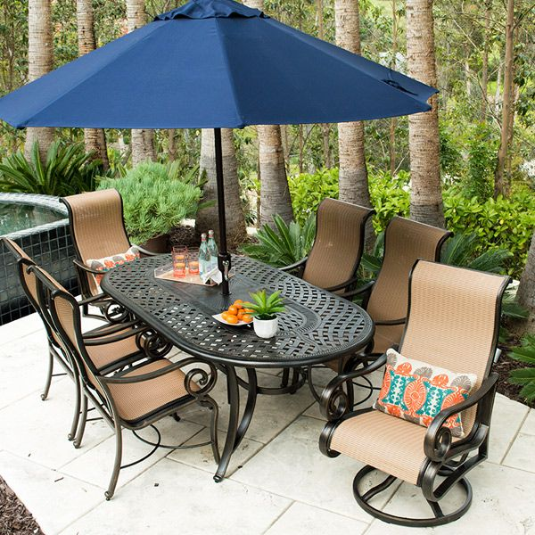 Outdoor Dining Patio Home Landscaping Backyard Living