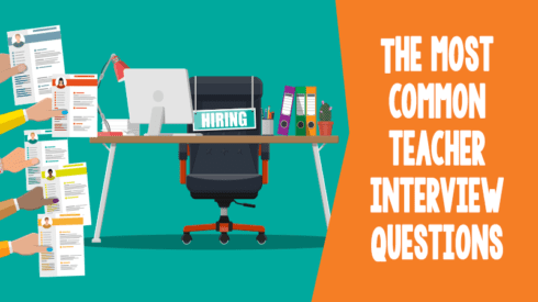 18 Interview Questions Every Teacher Must Be Able to ...