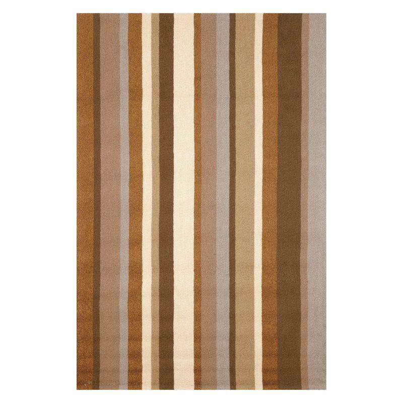 Liora Manne Import Co Newport Vertical Stripe Indoor Outdoor Rugs