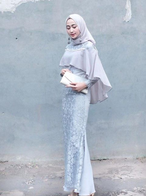 Model Baju Pesta Hijab : model, pesta, hijab, Dinner, Dress, Inspire, Ideas, Dress,, Muslimah, Hijab, Party