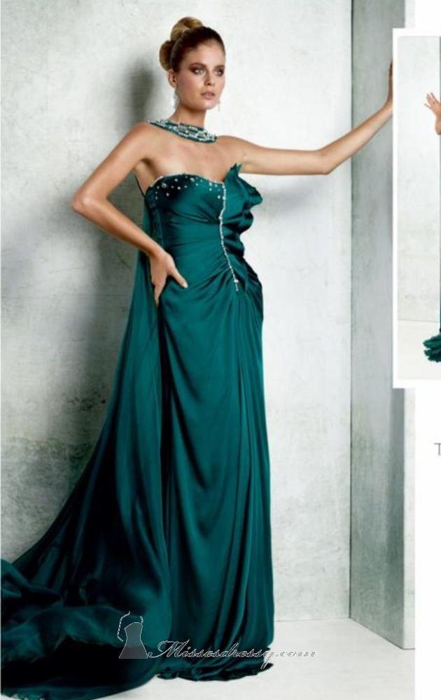 Tarik Ediz 91910 | Evening gown dresses
