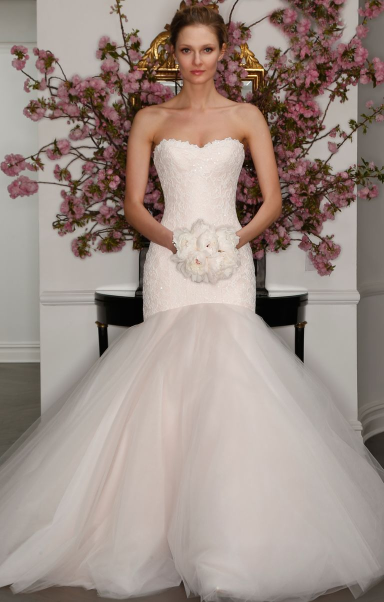 Legends by romona keveza shows timeless wedding dresses for spring