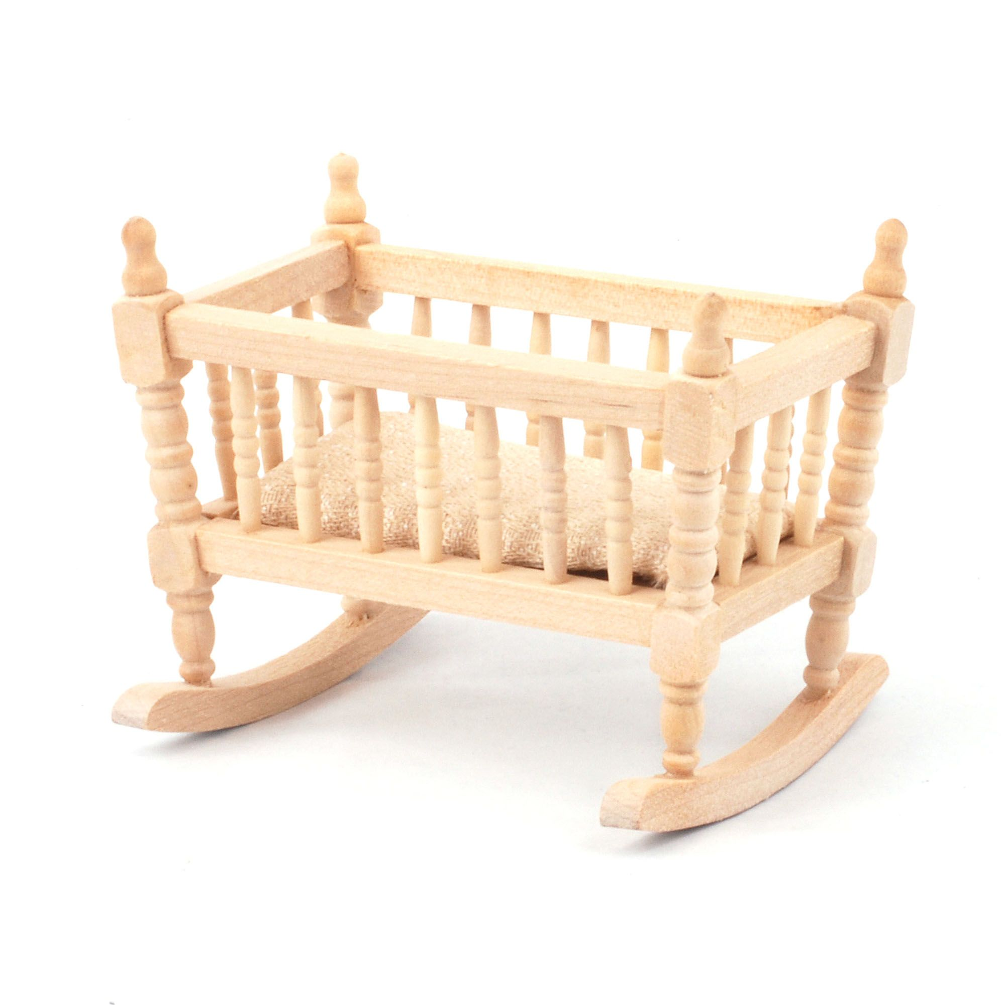 BEF067 - 1:12 Scale Rocking Chair - Online Dolls House Superstore