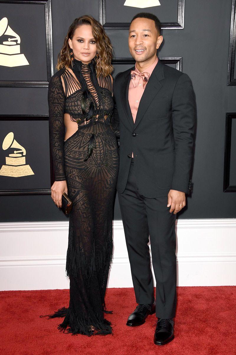 Premios Grammy 2017 Red carpet fashion, Nice dresses
