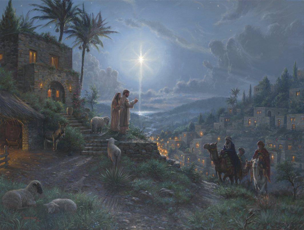 Light of the World by Mark Keathley http//www