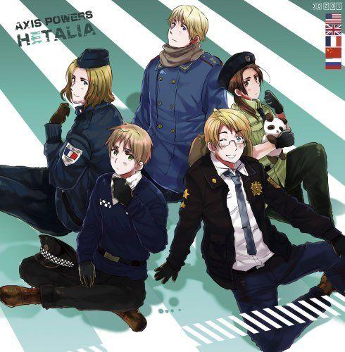 Hetalia Drama CD Vol.2