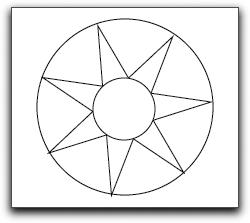 Illustrator CS6: Shape Tool Basics - Star Tool at ... Aperture Science Innovators Font