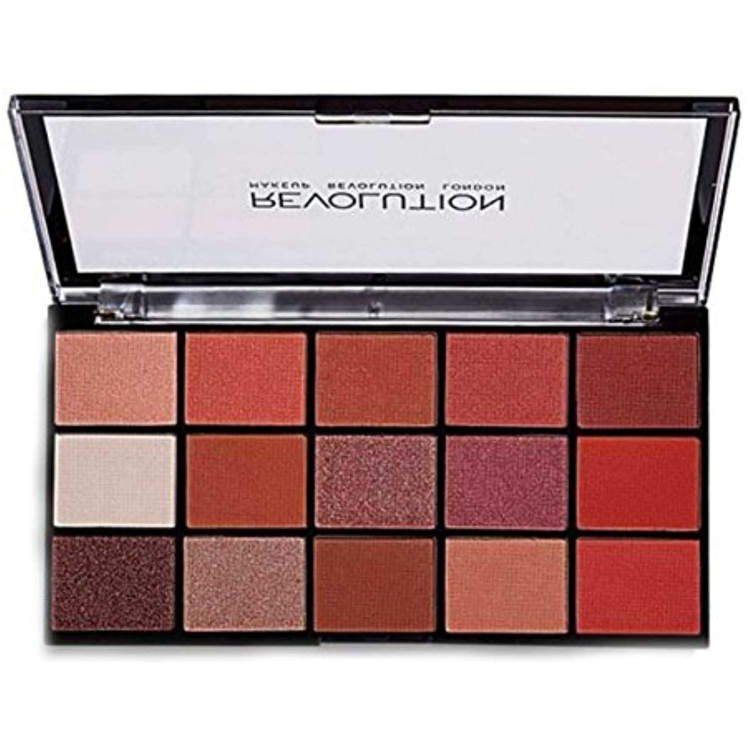 Makeup Revolution Reloaded Eyeshadow Palette, Iconic