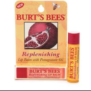 Burt's bees is a good, more natural Chapstick choice