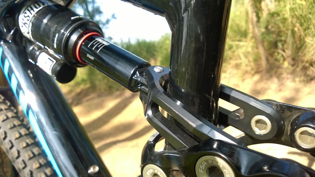 Bike Yoke Suspension Link Is Good News For Specialized Enduro Owners